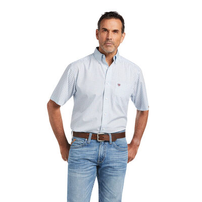 Wrinkle Free Winton Classic Fit Shirt