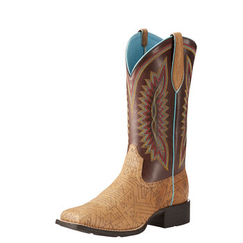Quickdraw Legacy Western Boot
