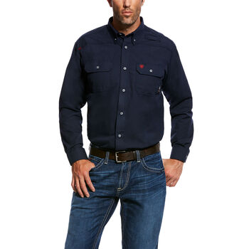 Men S Fr Clothing Fire Resistant Clothing For Men Ariat