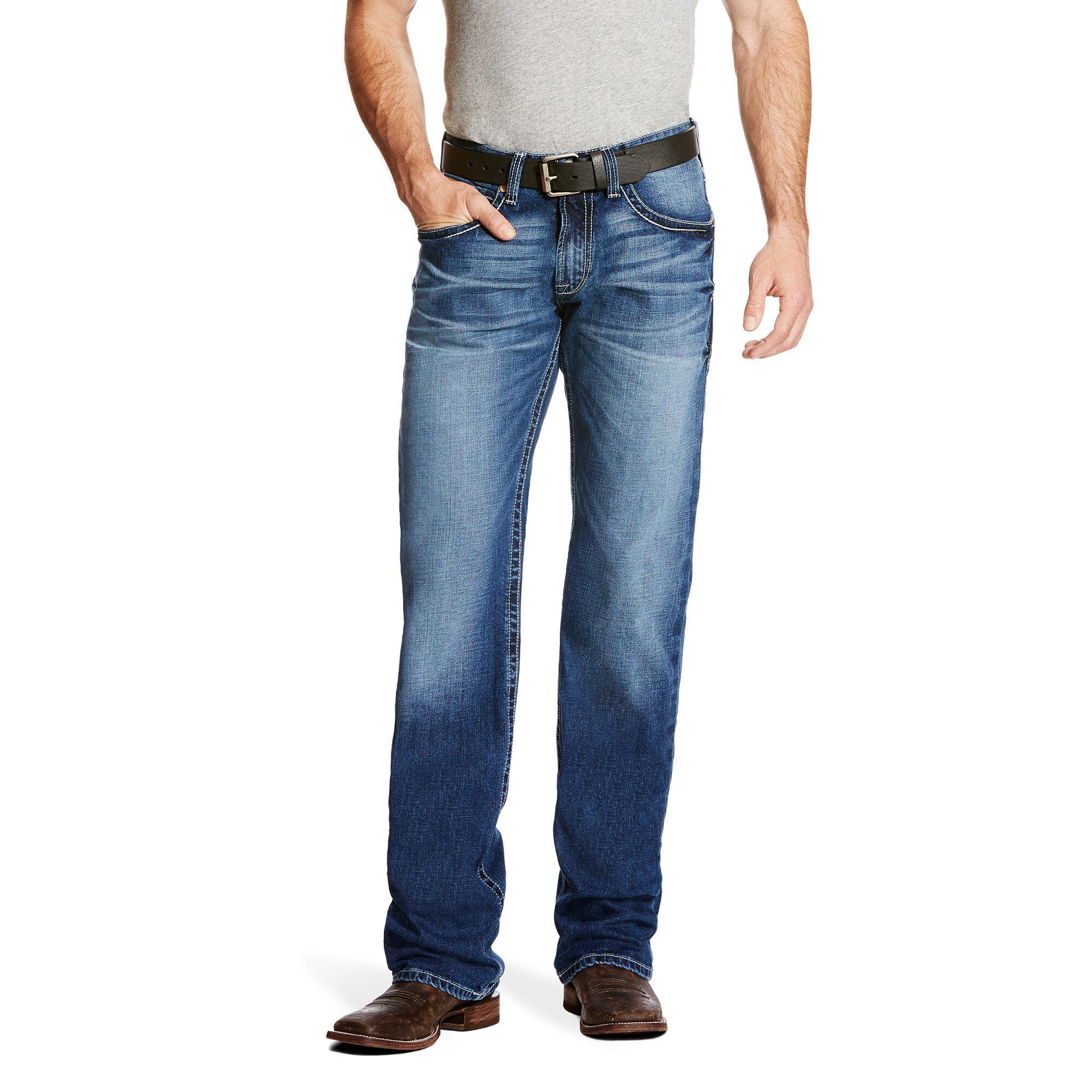 M4 Low Rise Dawson Stretch Boot Cut Jean