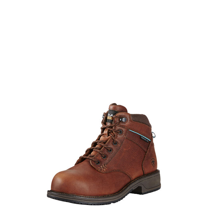 Casual Work Mid Lace SD Composite Toe Work Boot