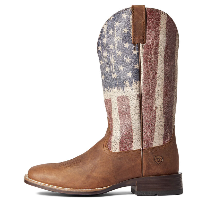 Patriot Ultra Western Boot