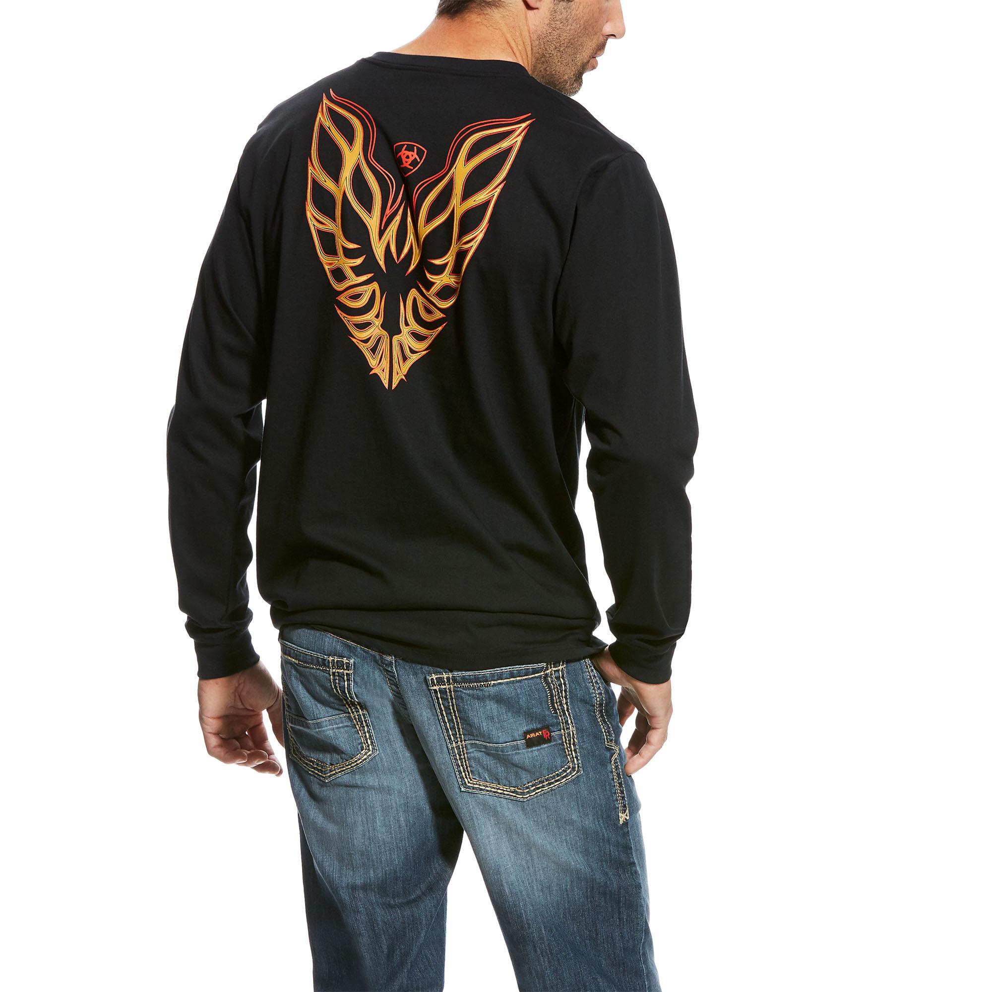 FR Firebird Graphic Crew T-Shirt | Ariat