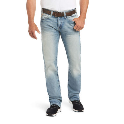 M7 Rocker Stretch Stirling Boot Cut Jean