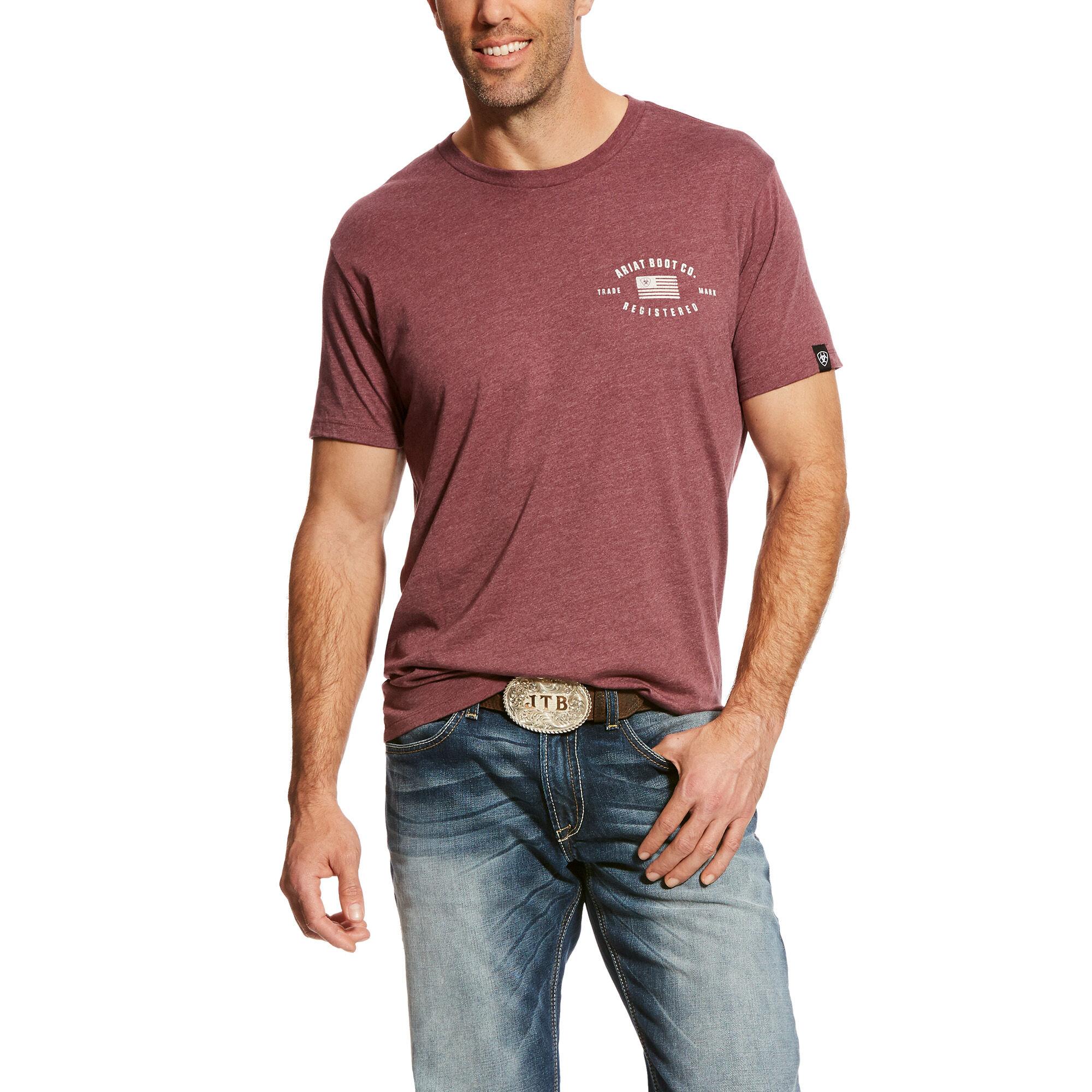 5432853eba US Registered T-Shirt
