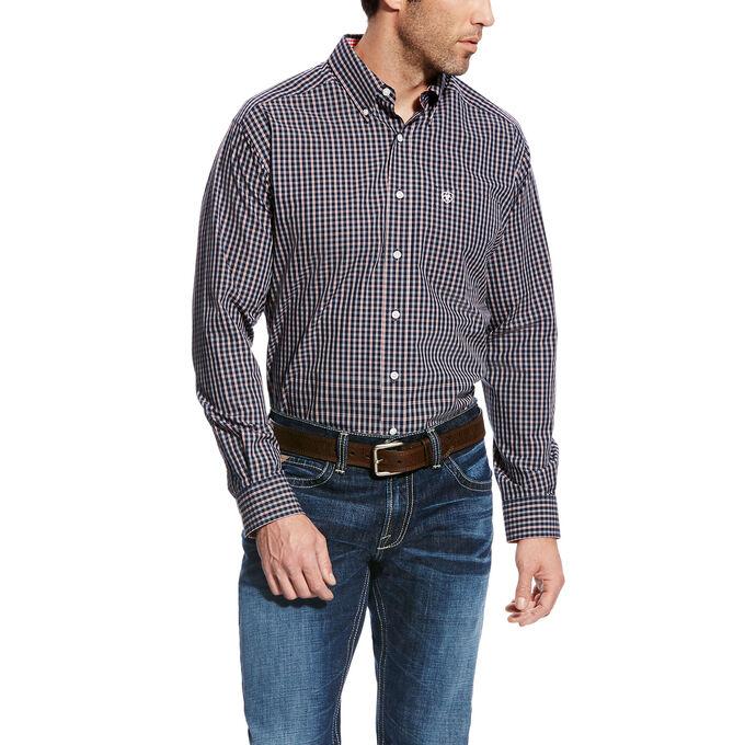 Wrinkle Free Kelvin Shirt