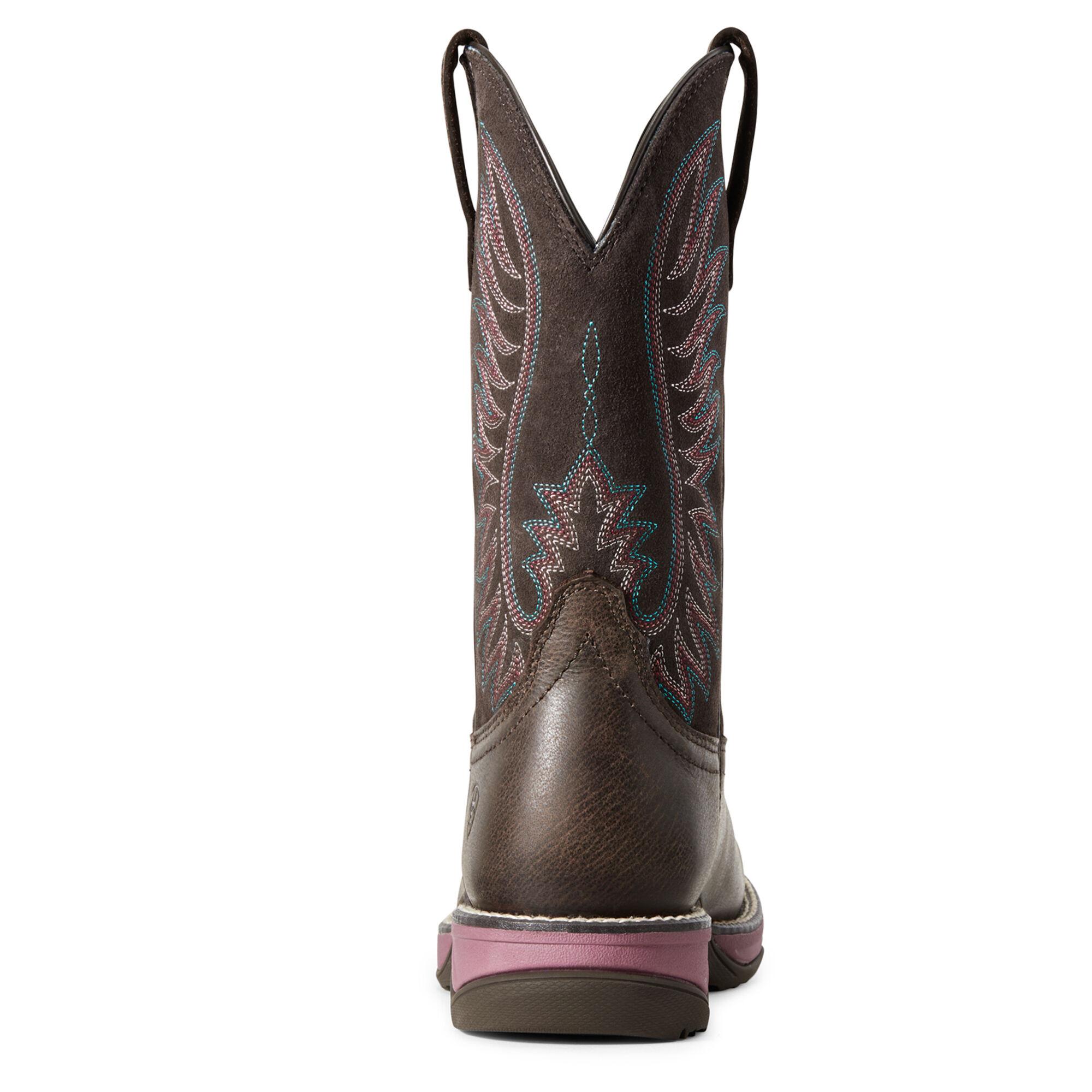 Anthem Round Toe Western Boot | Ariat