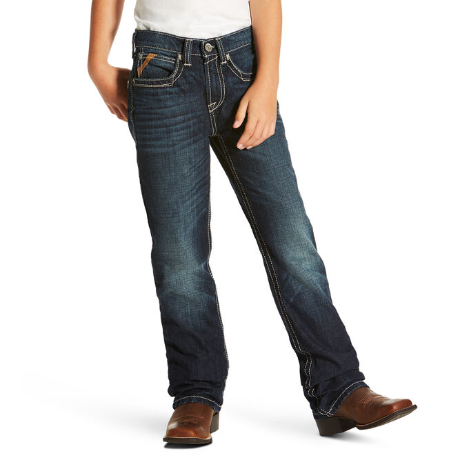 B4 Cody Boot Cut Relaxed Jean