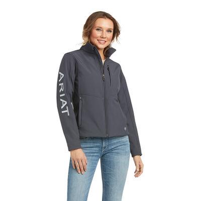 REAL Team Patriot Softshell Jacket
