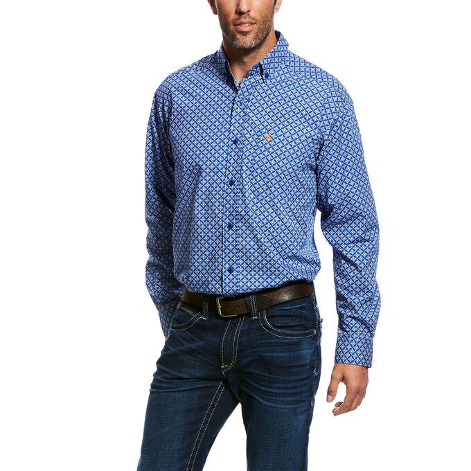 Nedrick LS Print Shirt