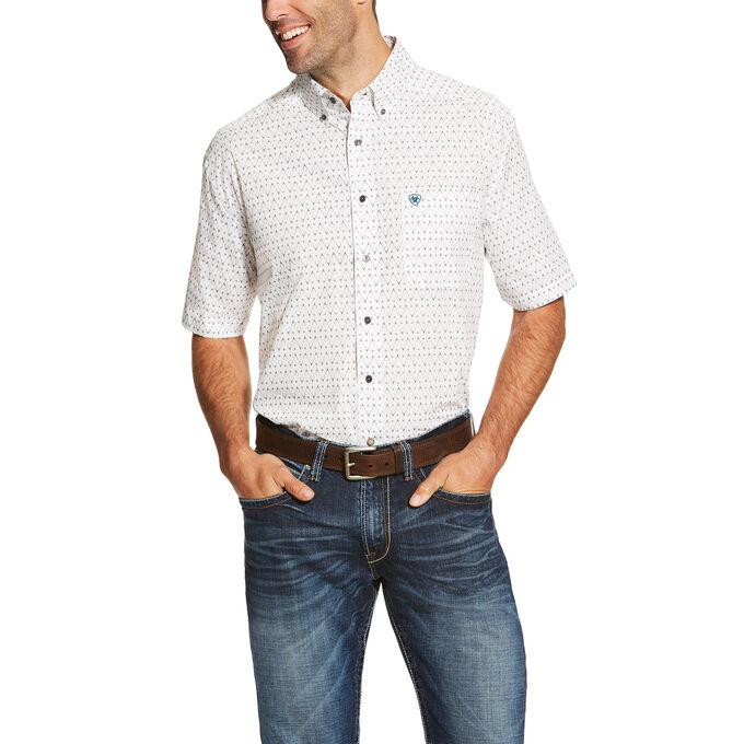 Drew SS Prt Shirt