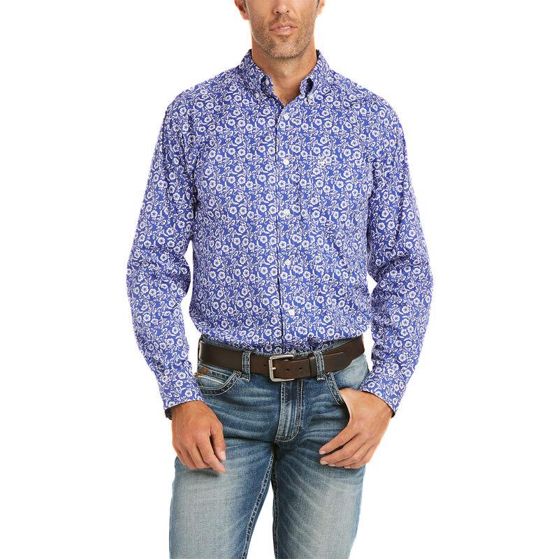 Platt Stretch Fitted Shirt