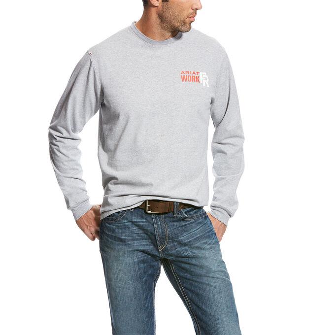 FR Firebird Graphic Crew T-Shirt