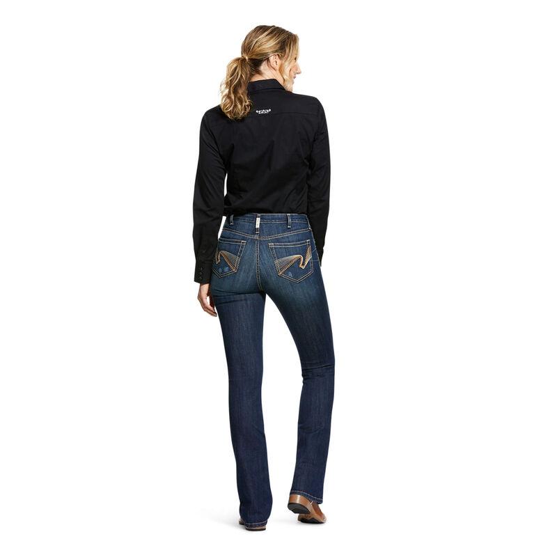R.E.A.L. High Rise Stretch Marne Boot Cut Jean