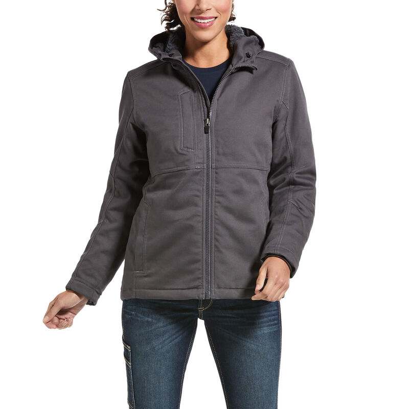 Ariat Women's Rebar DuraCanvas Insulated Jacket