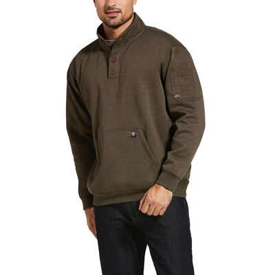 Rebar Overtime Fleece Sweater