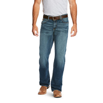 M4 Low Rise Legacy Stretch Boot Cut Jean