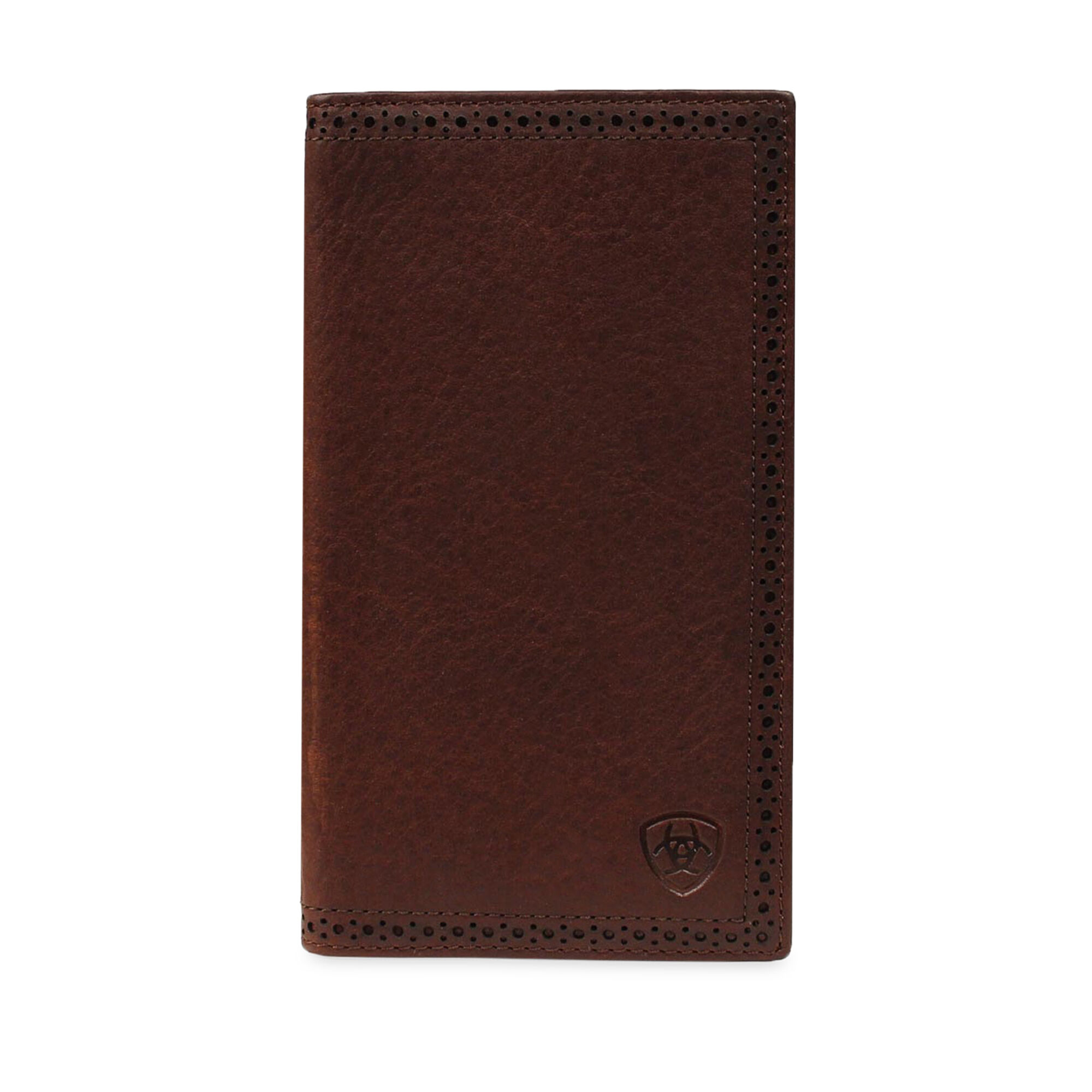 Perforated Edge Rodeo Wallet