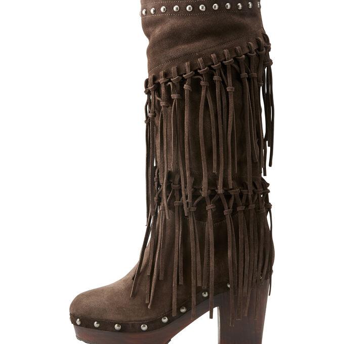Music Row Western Boot
