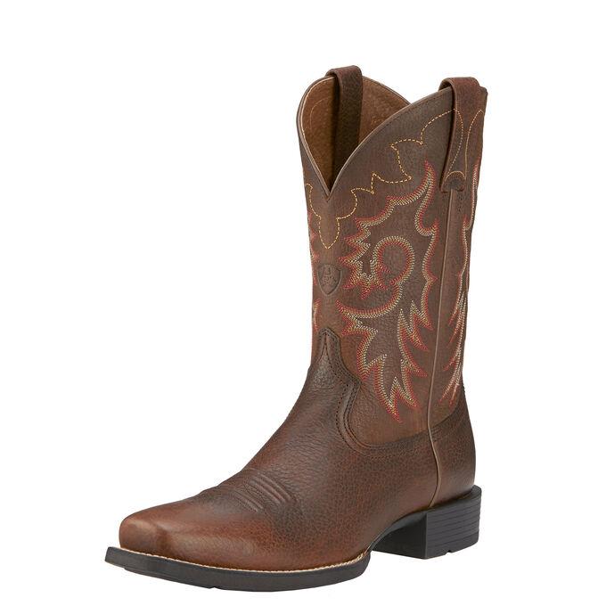 1c7265fcaa5 Heritage Reinsman Western Boot