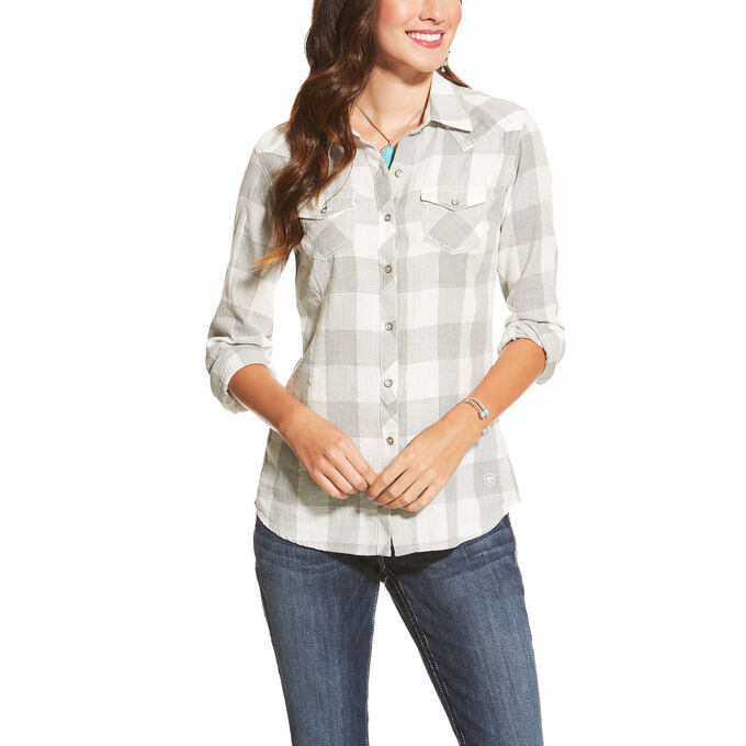 Ann Button Shirt