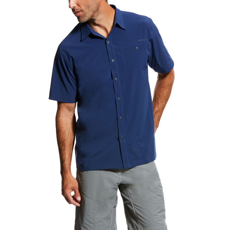 TEK Solitude Stretch Classic Fit Shirt