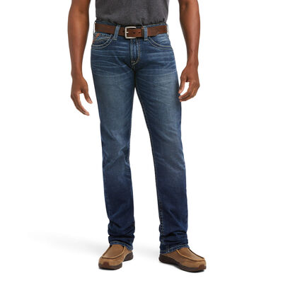 M7 Rocker Stretch 3D Grafton Straight Jean