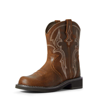 Fatbaby Heritage Triad Western Boot