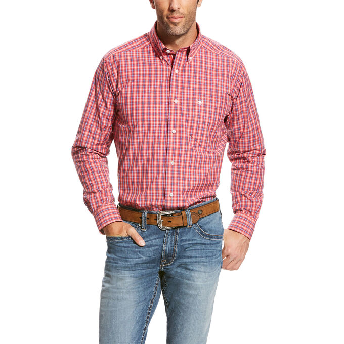 Pro Series Tobano Fitted Shirt