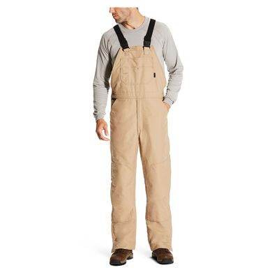 FR Insulated Overall Bib