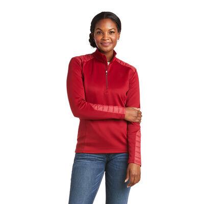 Ismay 1/2 Zip Sweatshirt