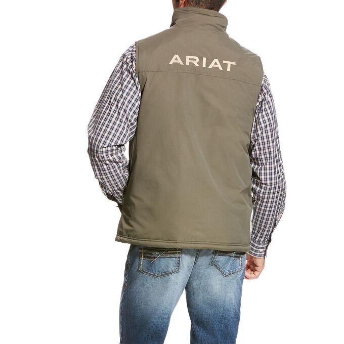 Team Logo Vest