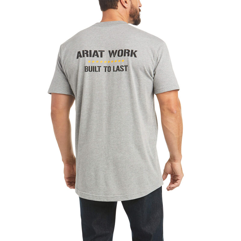 Rebar Cotton Strong Work Done Right T-Shirt