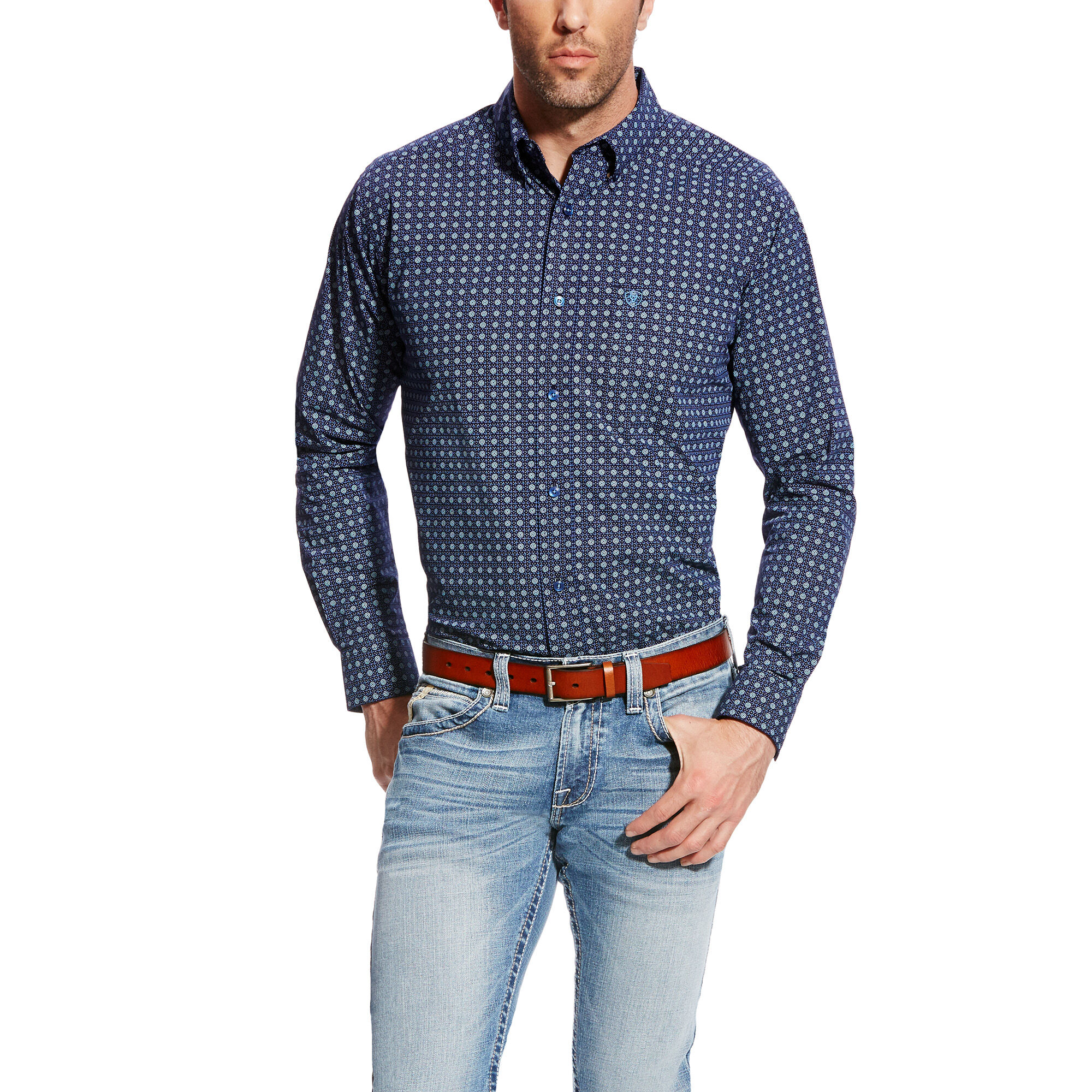 Dresden Fitted Shirt