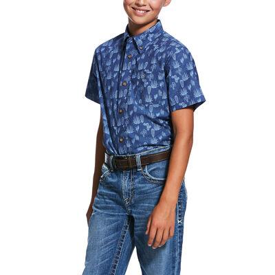 Tavares Print Classic Fit Shirt