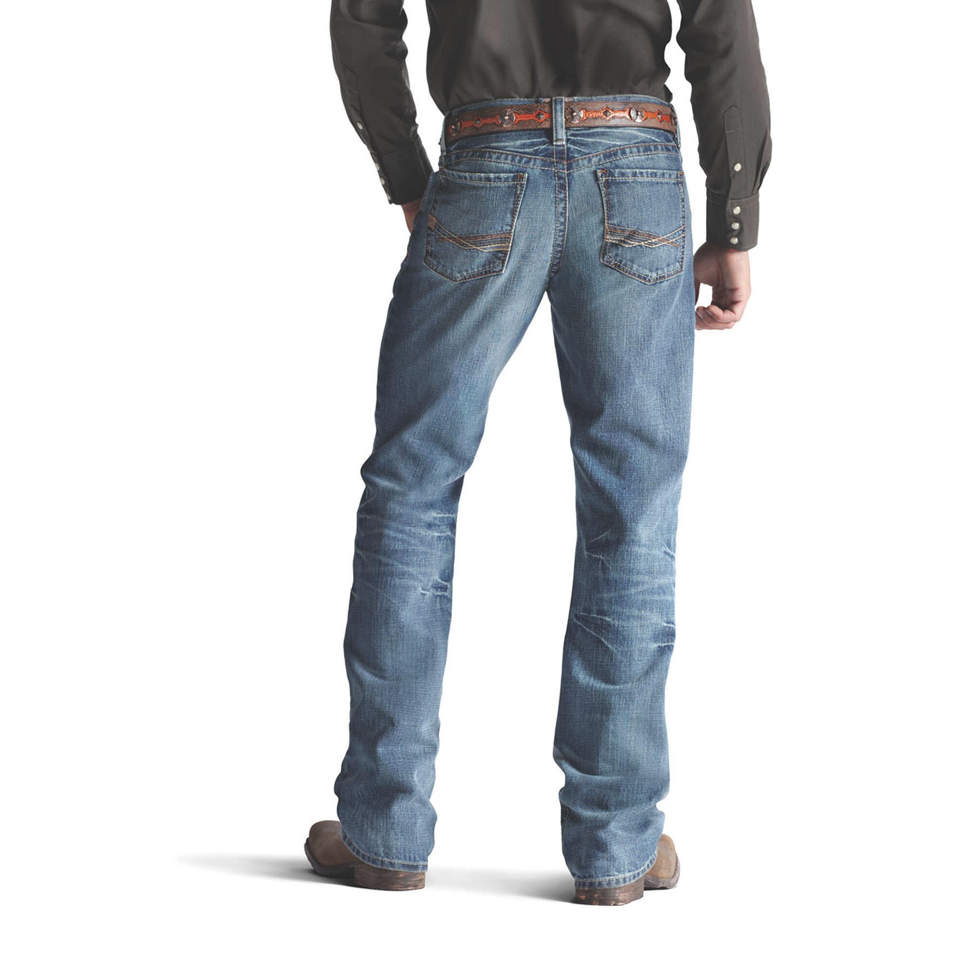 eab30a55b13 Images. M4 Low Rise Scoundrel Boot Cut Jean