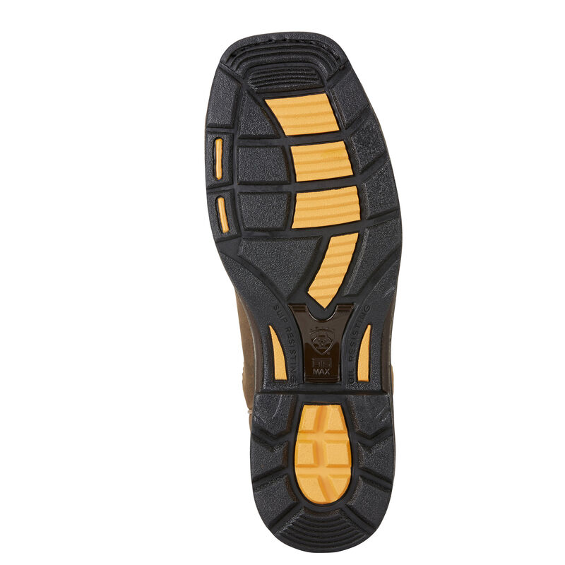 WorkHog Wide Square Toe 400g Waterproof 400g Composite Toe Work Boot
