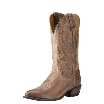 Circuit R Toe Western Boot