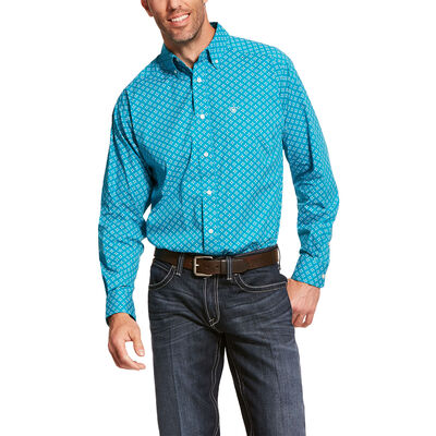 Backren Stretch Classic Fit Shirt