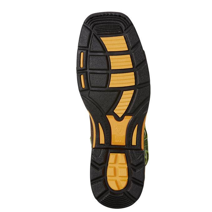 WorkHog Wide Square Toe VentTEK Composite Toe Work Boot