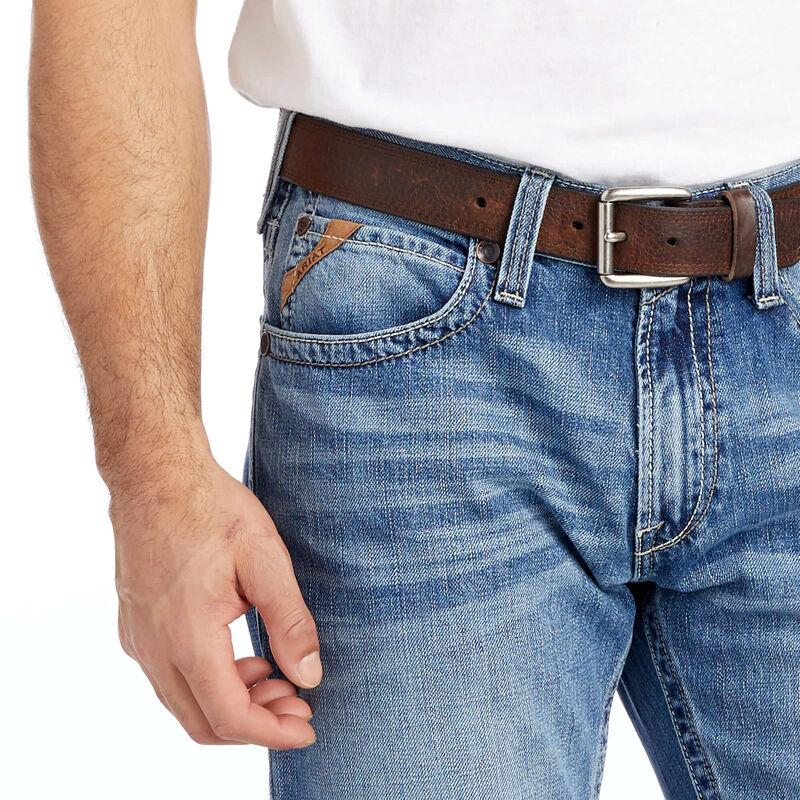 M4 Low Rise Grayson Boot Cut Jean