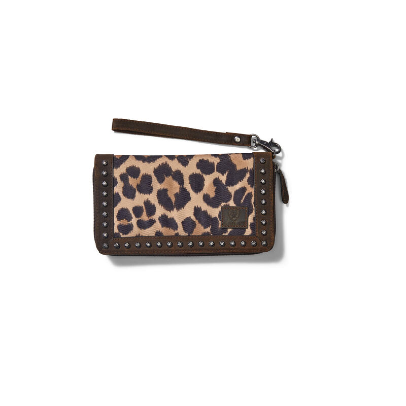 Clutch Wallet Cheetah