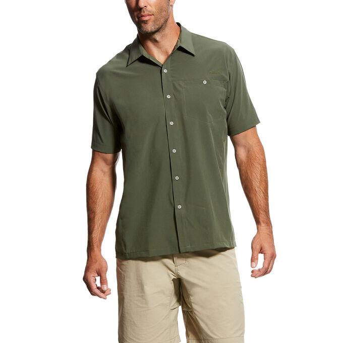 TEK SS Solitude Shirt - Solid