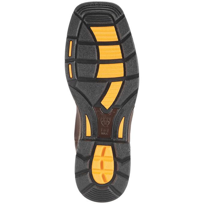 WorkHog Wide Square Toe Waterproof Steel Toe Work Boot