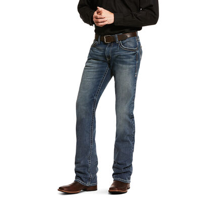M5 Slim Stretch Adkins Stackable Straight Leg Jean