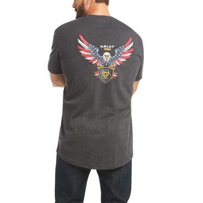 Rebar Cotton Strong American Raptor T-Shirt