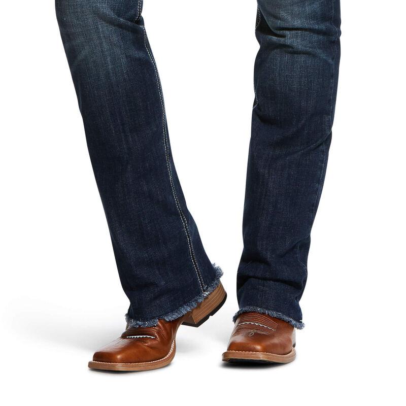 R.E.A.L. Perfect Rise Stretch Patty Stackable Straight Leg Jean