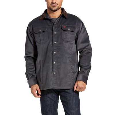 FR DuraStretch Sherpa-lined Corduroy Shirt Jacket