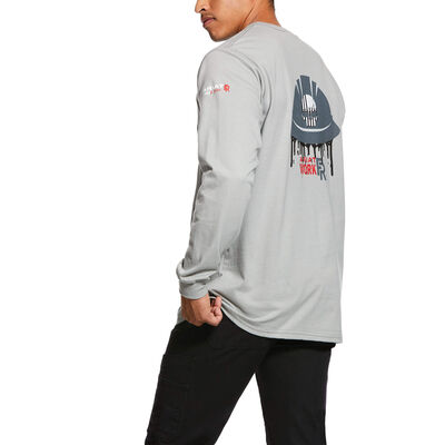 FR American Oil Graphic T-Shirt