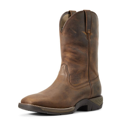 Ranch Work Western Boot